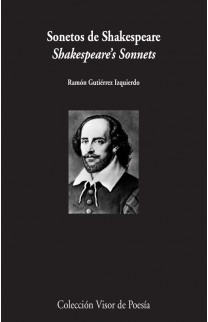 Shakespeare's Sonnets (sonetos de Shakespeare). Nueva edición bilingüe | William Shakespeare| Visor Poesía| Visor Libros